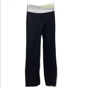 Lululemon Astro Black Green/Blue Space Dye Pants